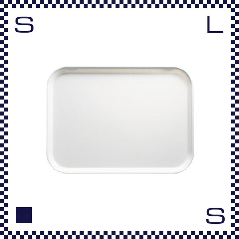 CAMBRO キャンブロ カムトレー スクエア Mサイズ ホワイト 250×203mmトレー グラスファイバー製 アメリカ製