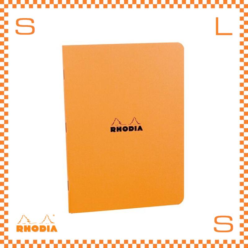 ROHDIA ロディア ノート ステイプルドノートブック A5 横罫 イエロー 5冊セット 7.5×12cm 96P フランス製