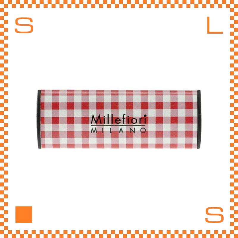 Millefiori ミッレフィオーリ カーエアフレッシュナー アイコン CHECK グレープフルーツ
