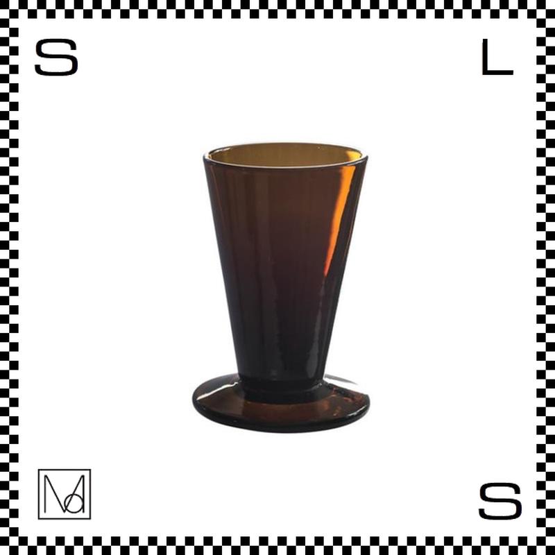 Manses Design モンセスデザイン グラス アンバー 50ml Φ50/H75mm フリーカップ スウェーデン