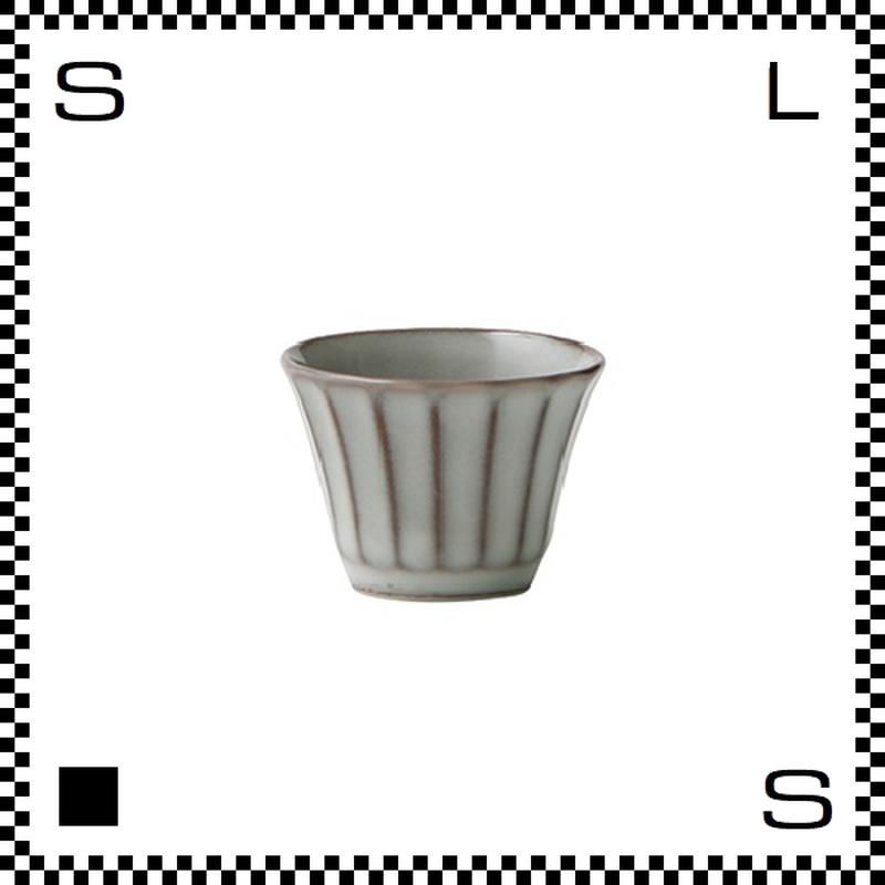 風雅 ふうが ぐい呑み 月白 ホワイト Φ55/H40mm 40cc 小鉢 お猪口 おちょこ レトロカラー 日本製