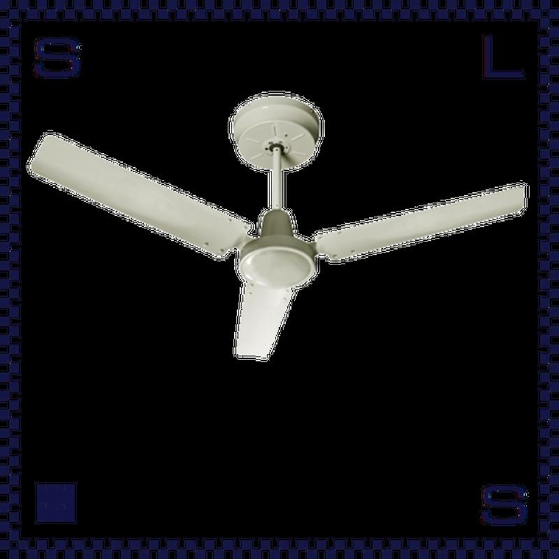 HERMOSA ハモサ MONICA CEILING FAN モニカシーリングファン アイボリー 3枚羽 シンプルデザイン