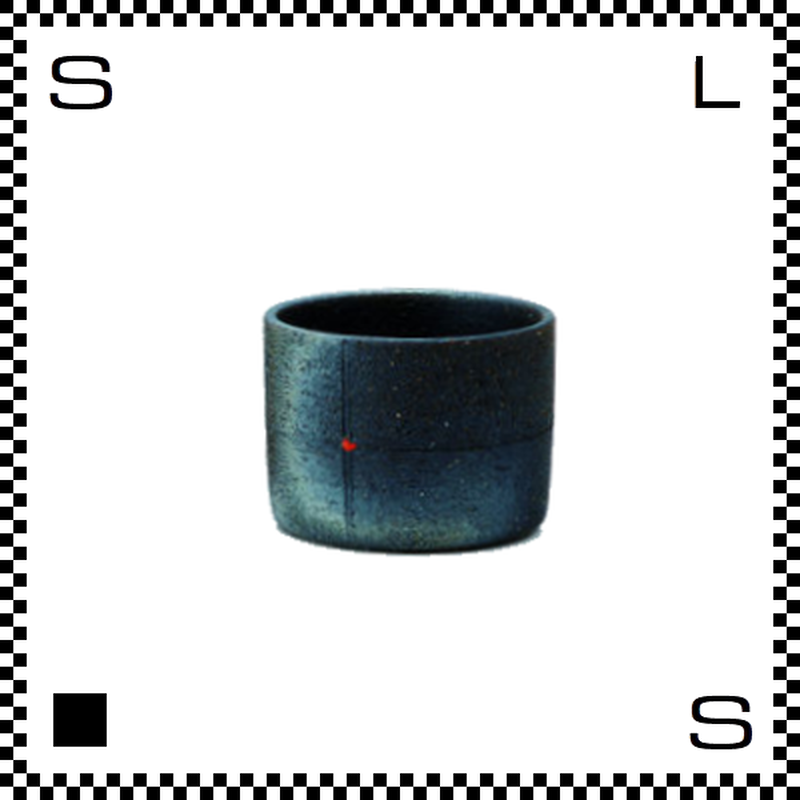 信楽焼 Cross クロス プチカップ 180ml Φ7.5/H5.5cm フリーカップ 湯呑み ハンドメイド 日本製