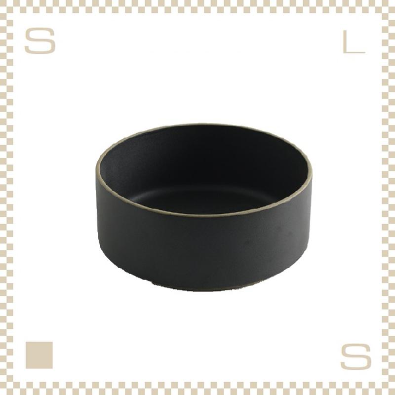 ハサミポーセリン トールボウル 直径185mm ブラック Φ185/H72mm スタッキング可 HPB015 Hasami Porcelain