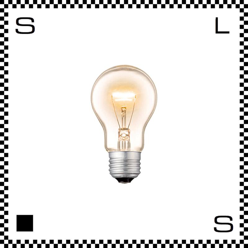 アートワークスタジオ レトロバルブランプ ハウス電球 40W BU-1141