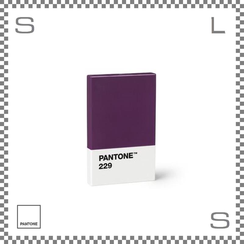 PANTONE パントン カードホルダー オーバジーン 95×60×11mm 名刺入れ カードケース