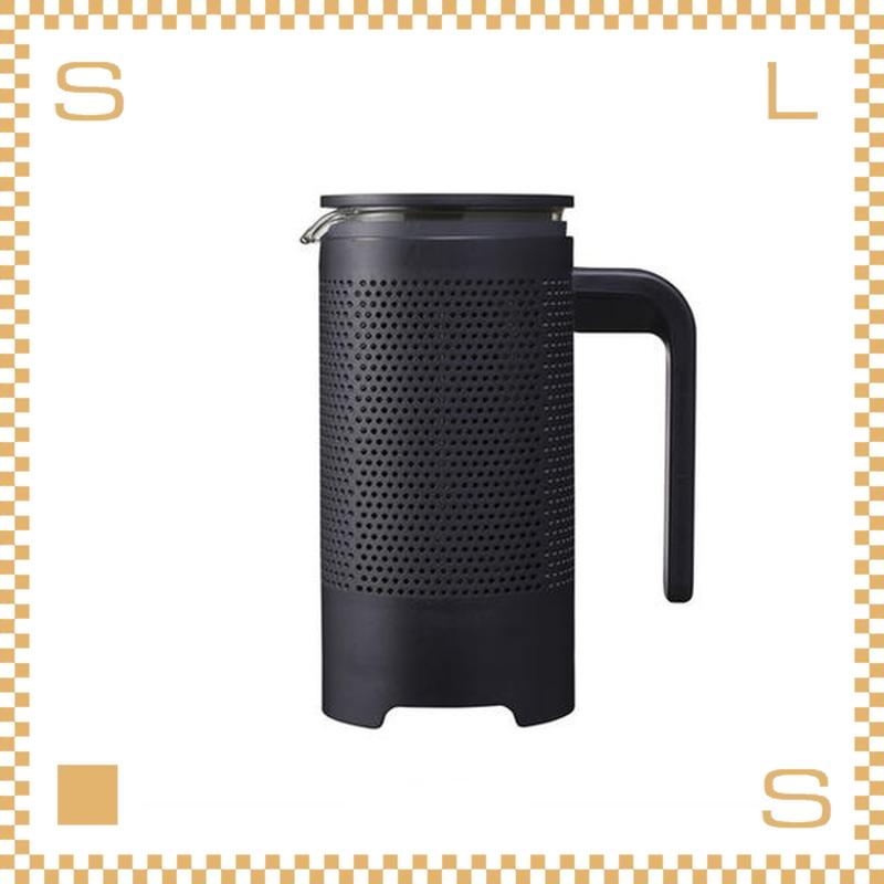 RIVERS リバーズ コーヒープレス コア ブラック 350ml 計量スプーン付 COFFEE PRESS CORE