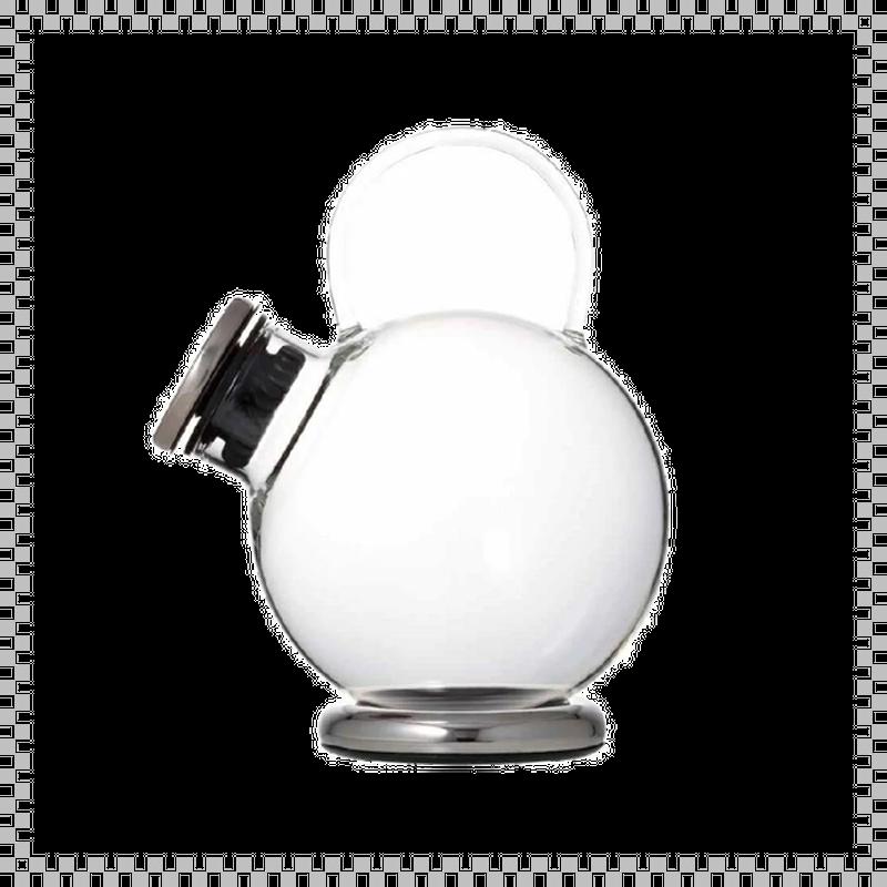 SNOWTOP TEA series スノウトップ ティーポット プラチナ 1000ml W180/D135/H175mm 耐熱ガラス製 蓋・スタンド・ストレナー付き