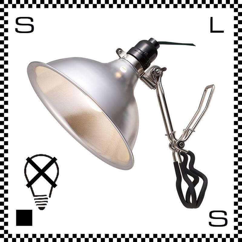 アートワークスタジオ ファクトリークリップ Lサイズ レッドコード クランプ式 テーブルライト 電球なし  AW-0291Z-BK