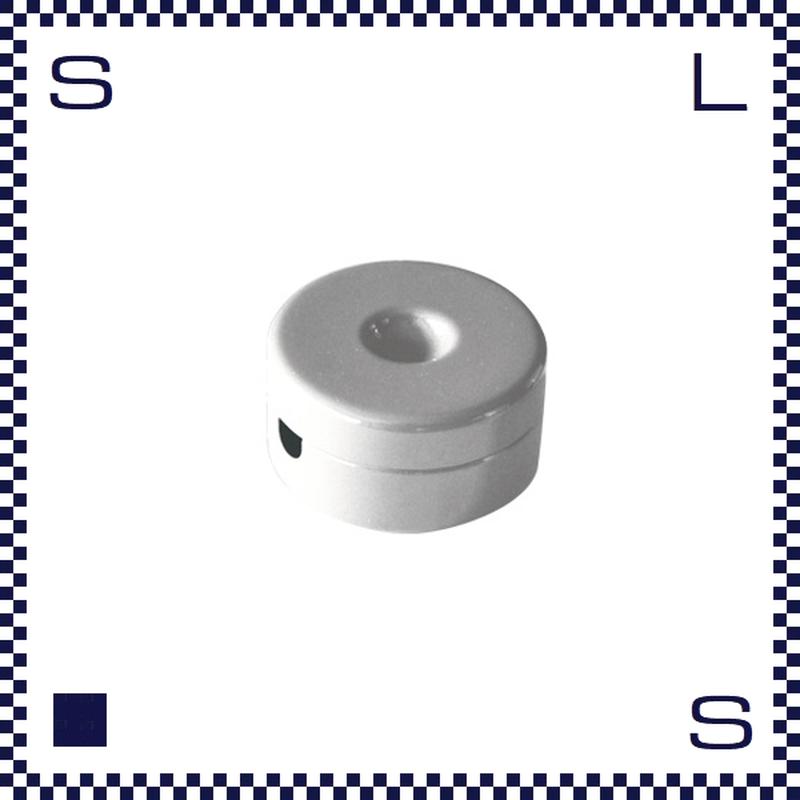 HERMOSA ハモサ BOBIN ボビン Sサイズ ホワイト コード調整 約60cm巻き取り可