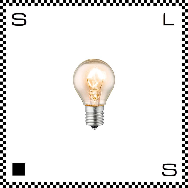 アートワークスタジオ レトロバルブランプ ミニ電球 40W BU-1056