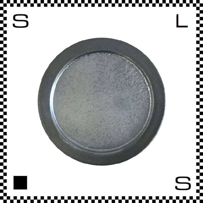 ヤマ庄陶器 信楽焼 Deep Breath 深呼吸 中皿 6.5インチ ブラック Φ16.5/H1.5cm ラウンドプレート 光沢仕上げ ハンドメイド 日本製