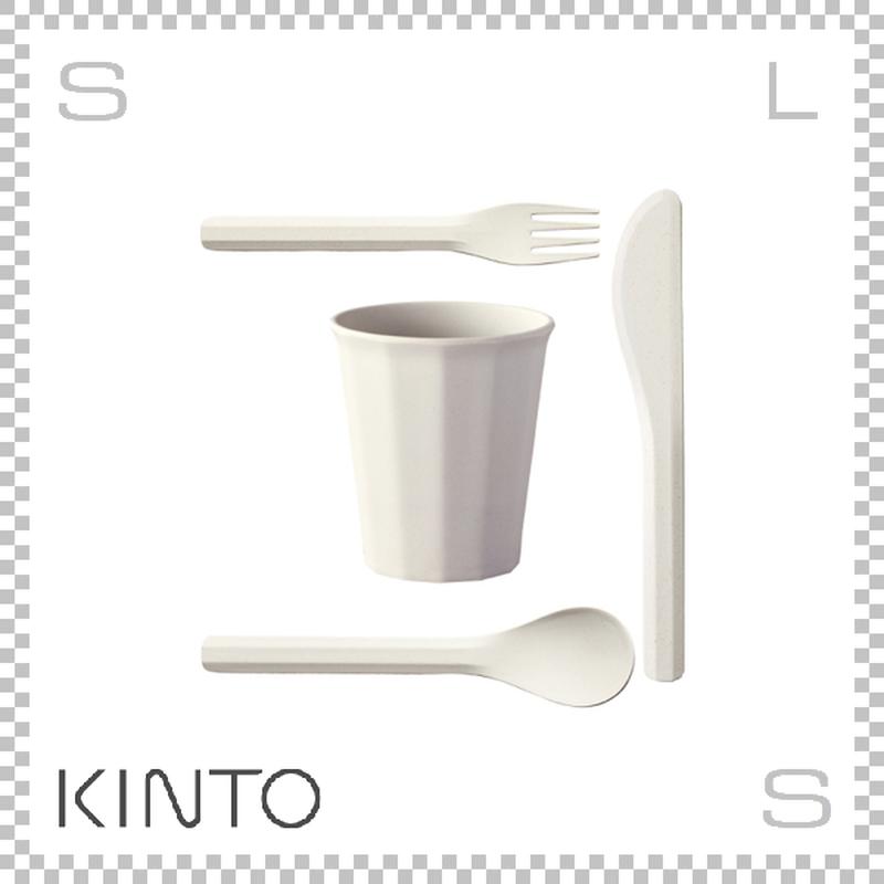 KINTO キントー ALFRESCO アルフレスコ タンブラーセット ベージュ タンブラー カトラリーセット 樹脂製 アウトドア グランピング