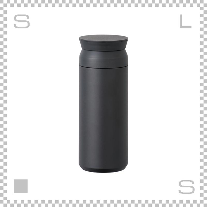 KINTO キントー トラベルタンブラー 500ml ブラック 携帯ボトル