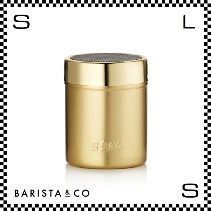 BARISTA&CO バリスタアンドコー ココアシェイカー ゴールド 400ml Φ7.4/H9.4cm ココアメイカー