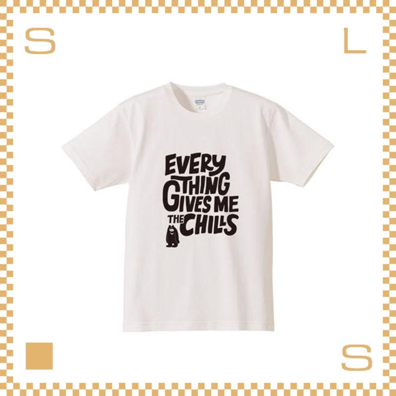 RIVERS リバーズ それがいいTシャツ ベアB ホワイト サイズXS~LL