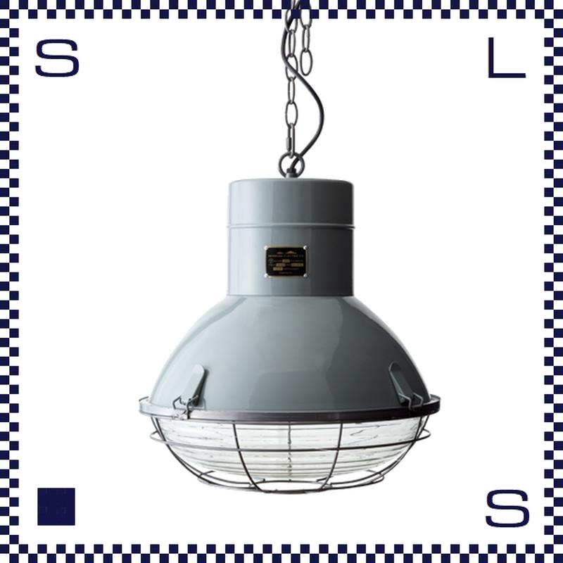 HERMOSA ハモサ PASADENA パサデナランプ サックスグレー 1灯ランプ ペンダントライト インダストリアル
