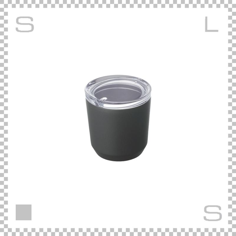 KINTO キントー トゥーゴータンブラー ブラック 240ml ステンレスボトル マグボトル 携帯ボトル