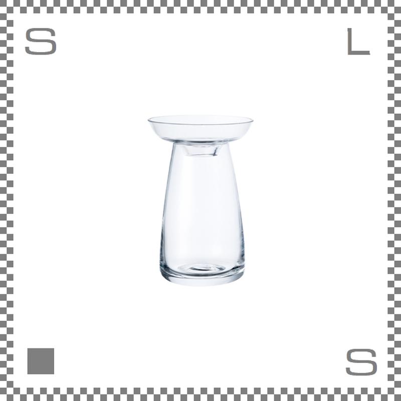 KINTO キントー アクアカルチャーベース Sサイズ クリア 花瓶 ガラス製