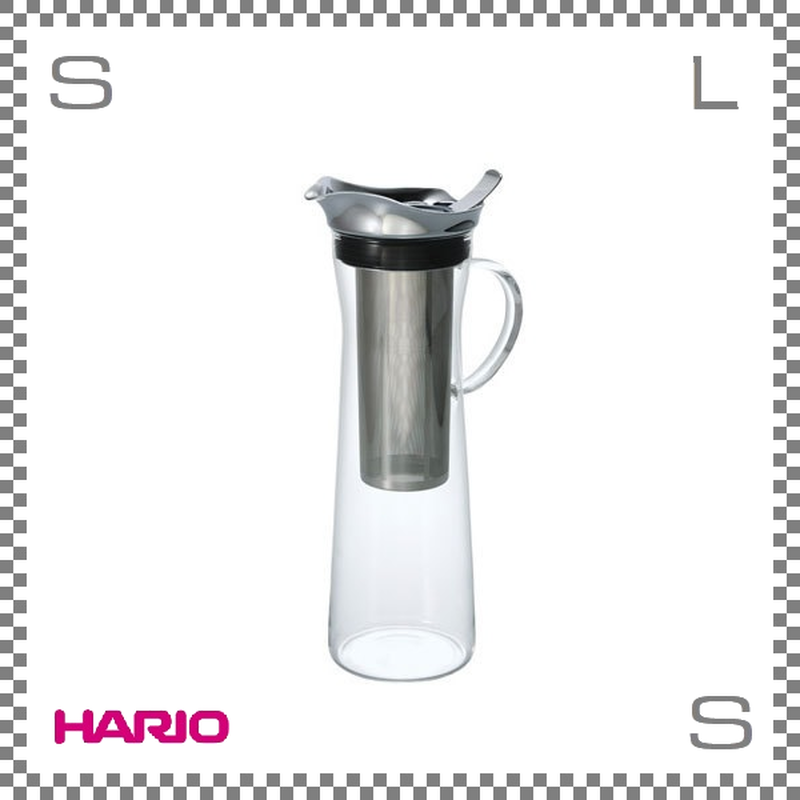 HARIO ハリオ コールドブリューコーヒーピッチャー W152/D103/H310mm 水出しコーヒー ガラスピッチャー cbc-10sv