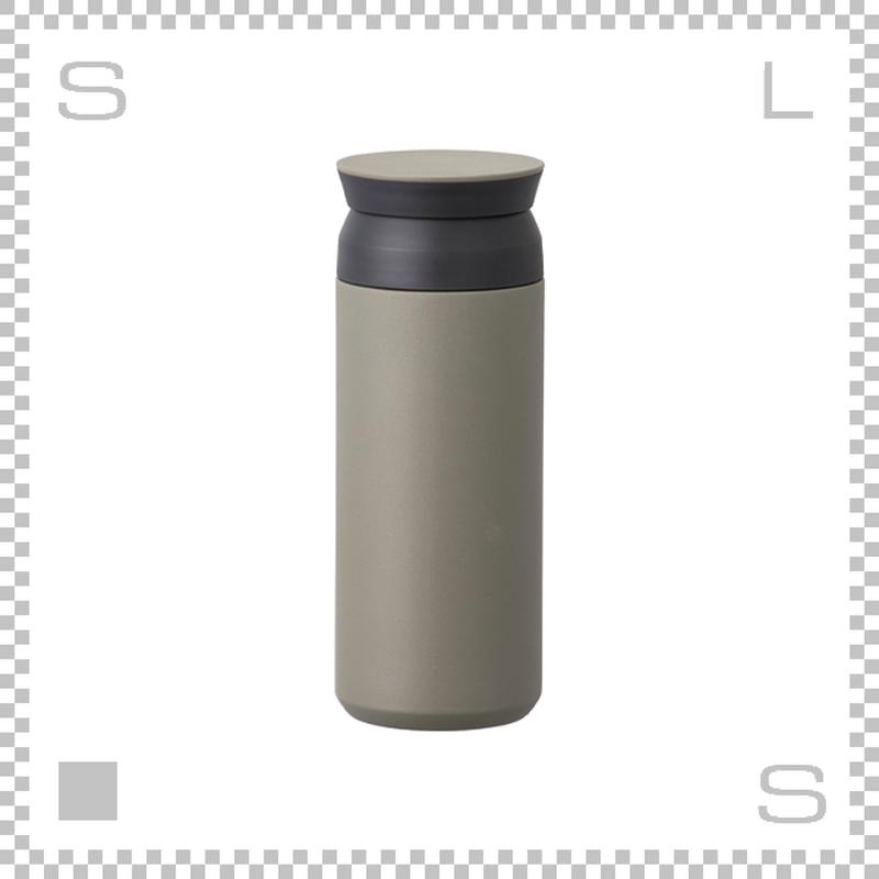 KINTO キントー トラベルタンブラー 500ml カーキ 携帯ボトル