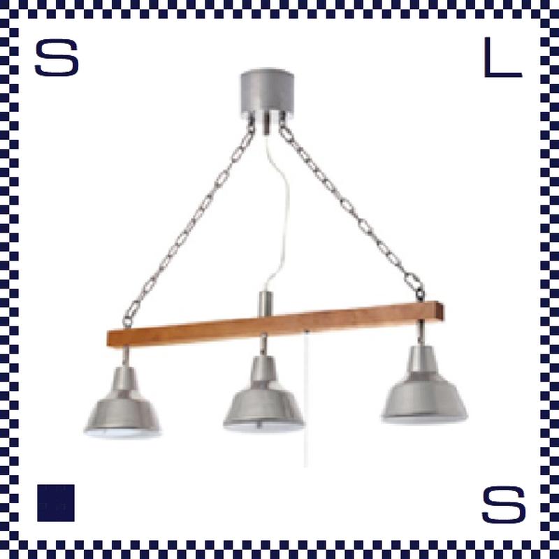 HERMOSA ハモサ MARTTI 3 マルティ3 シルバー/ホワイト ペンダントランプ 3灯ランプ ペンダントライト