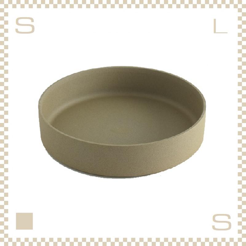 ハサミポーセリン ボウル 直径255mm ナチュラル Φ255/H55mm スタッキング可 HP011 Hasami Porcelain