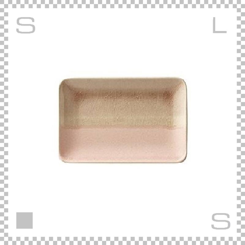 SAKUZAN サクザン COLOR カラー プレート Sサイズ ピンク W132/D82/H8mm パステルカラー 日本製