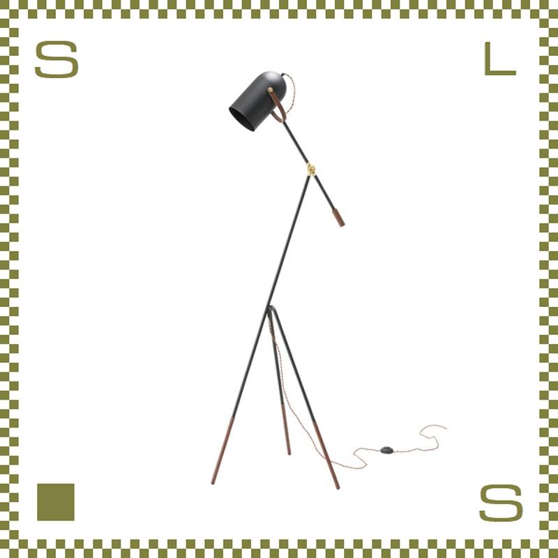 スタンドライト グラスホッパーランプ風 W65-85/D57/H142.5-185.5cm インダストリアル風 フロアランプ azu-lht739