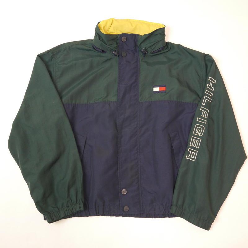 """TOMMY HILFIGER""  nylon jacket"