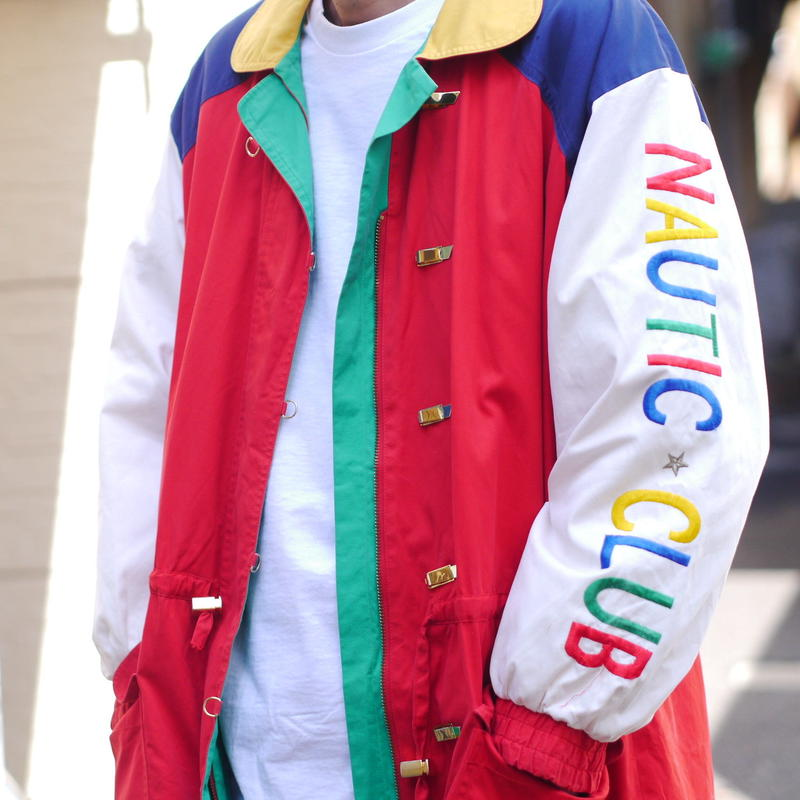 80s colorful jacket