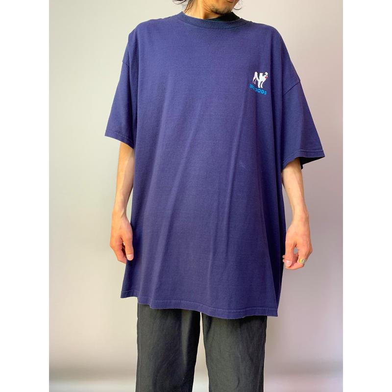 """90年代 """"BIG DOGS"""" プリントTシャツ"""