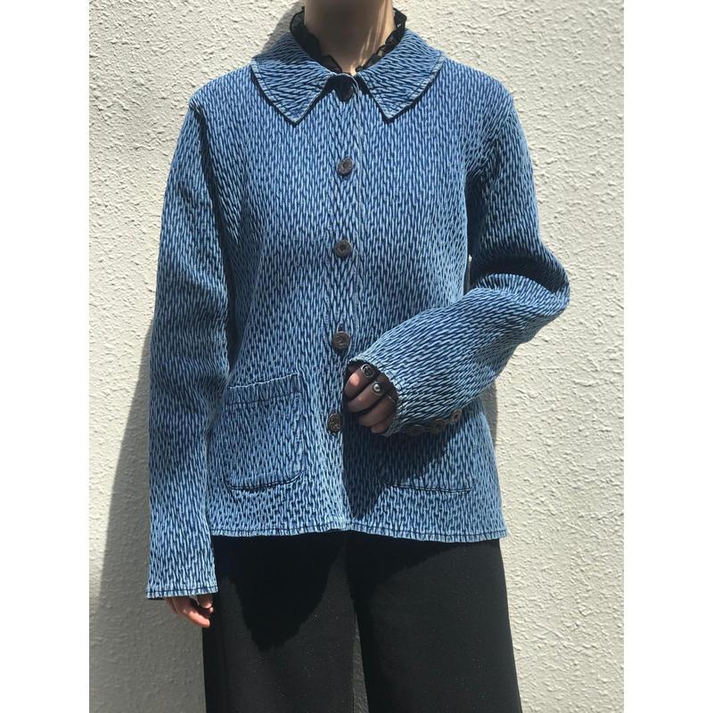 90年代 デニムデザインジャケット