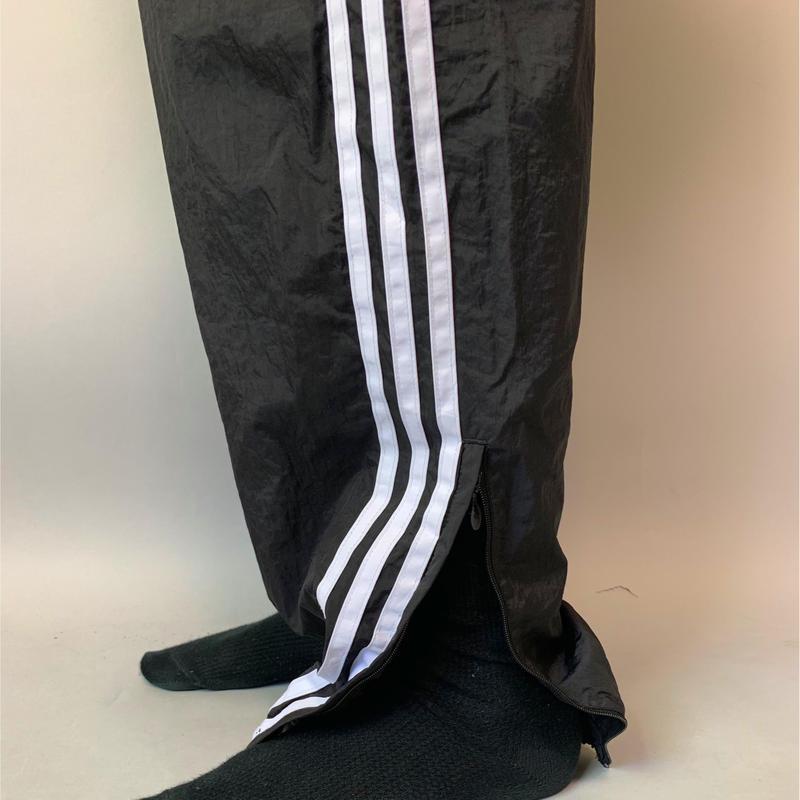 """adidas"" ナイロントラックパンツ"