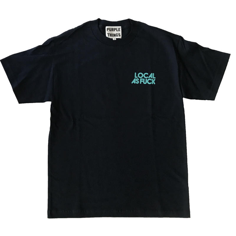 【18SS】LOCAL AF S/SL TEE