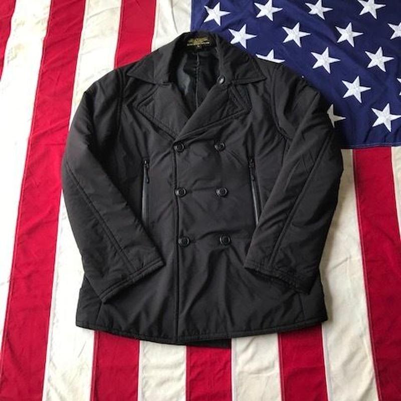 【USED】NITRAID NYLON P coat ブラック L