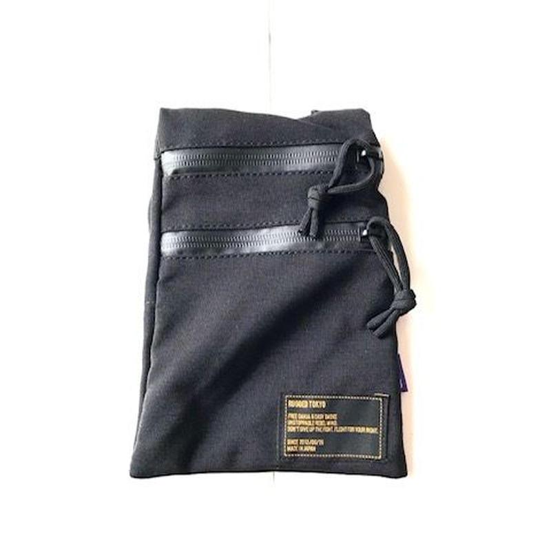 【ラス1】RUGGED sacoshe bag ブラック