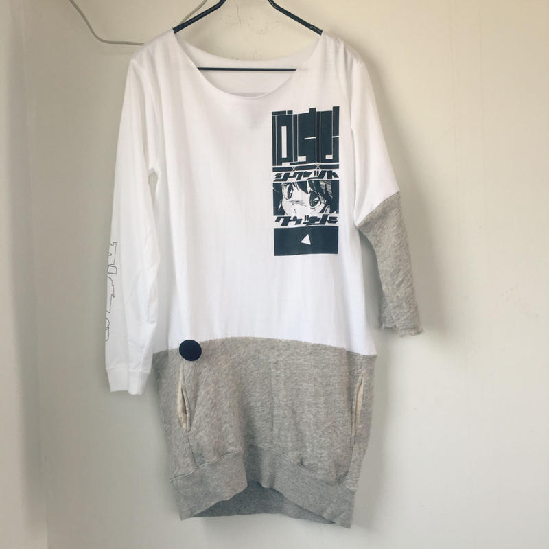 パxセxリ◎リメイクワンピース//handmade
