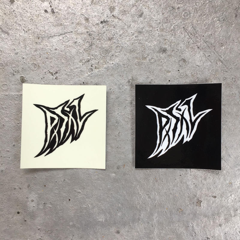 new ロゴ/ new大吉ちゃん ステッカー