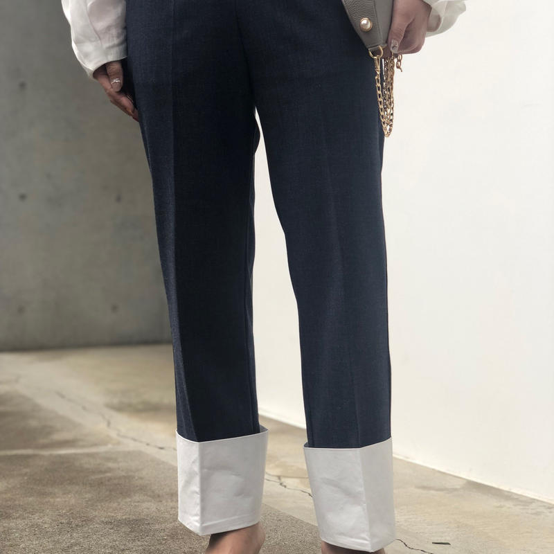 (select) roll-up slacks