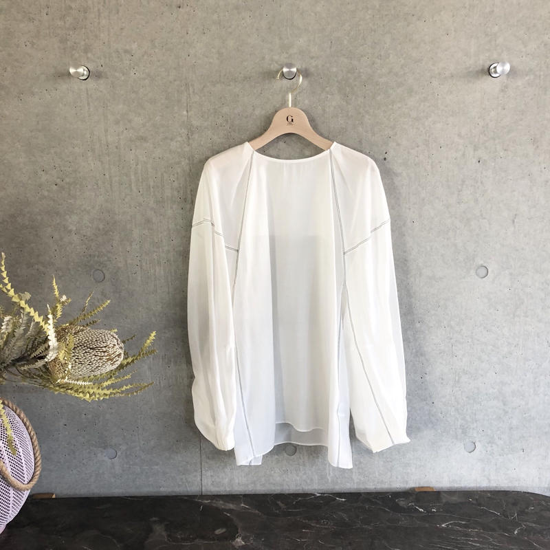 (select)stitch blouse