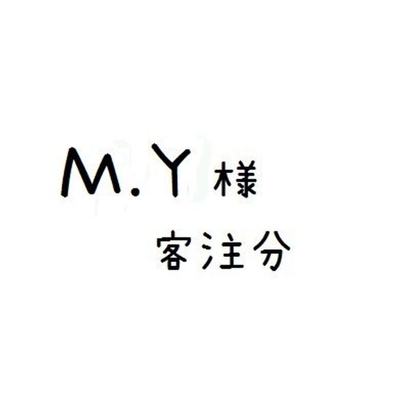 M.Y様客注分