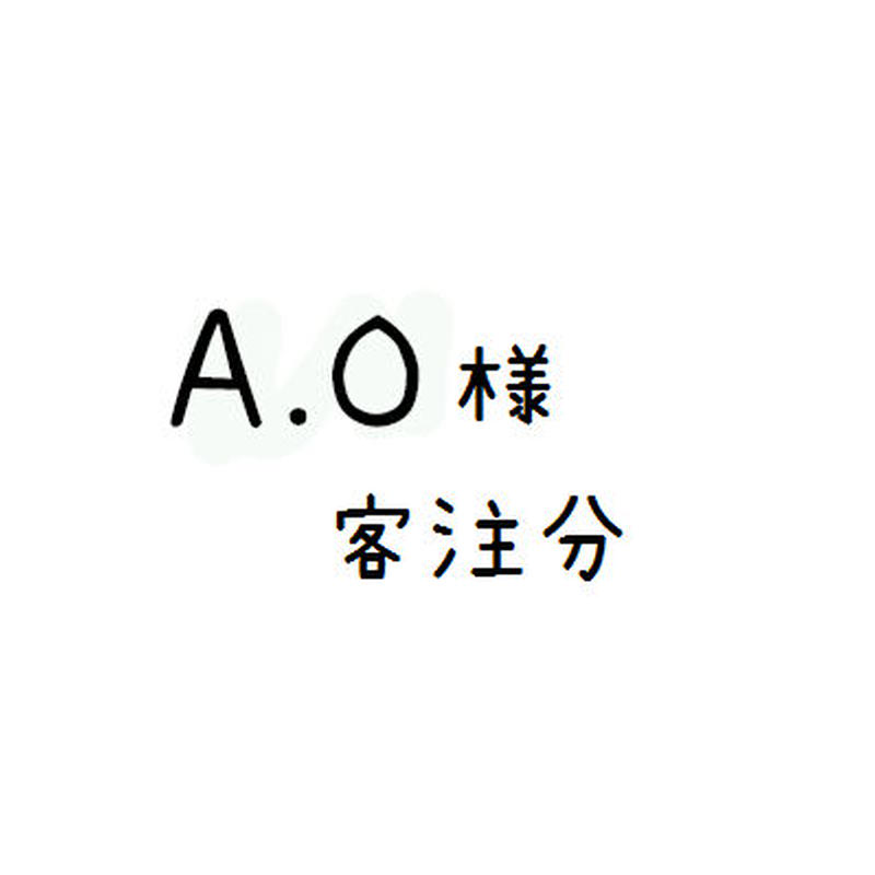 A.O様客注分