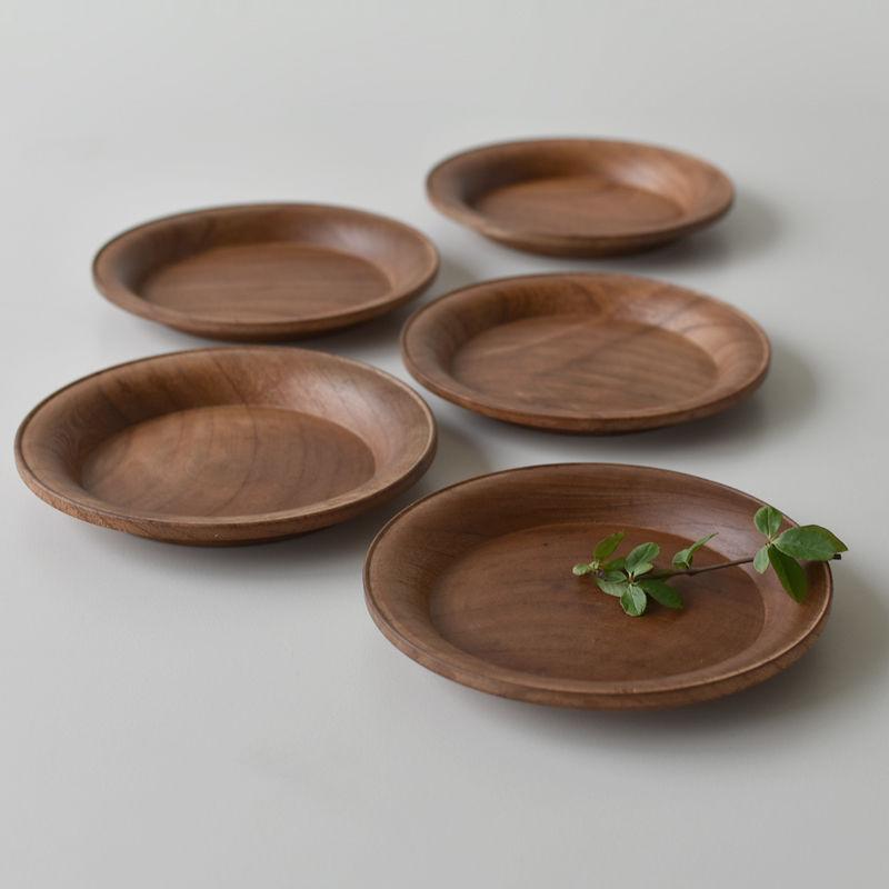 古道具部 木の小皿