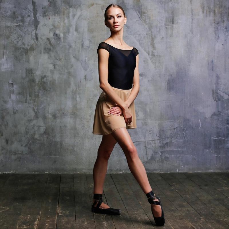 [Ballet Maniacs] Leotard Papillion