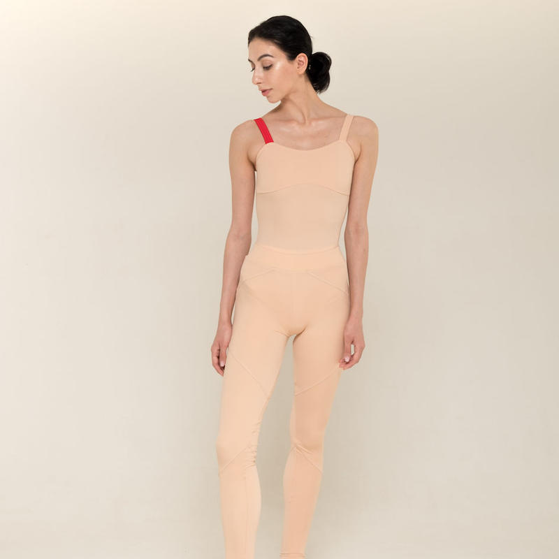 [Zi dancewear] Zi'ggins (nude)