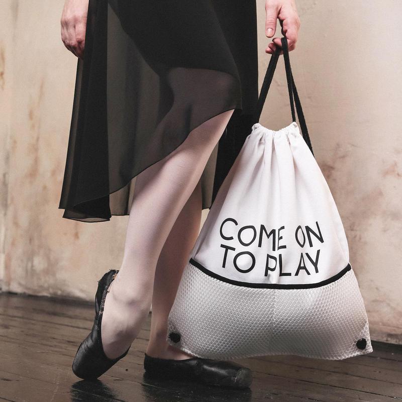 [予約商品・Ballet Maniacs] Nijinsky Backpack Jeux