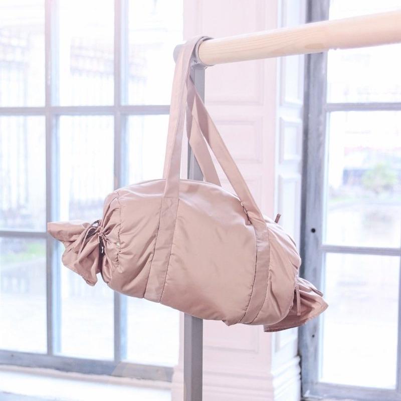 [Ballet Maniacs] Bag Bonbon by Evgenia Obraztsova Pearly Beige
