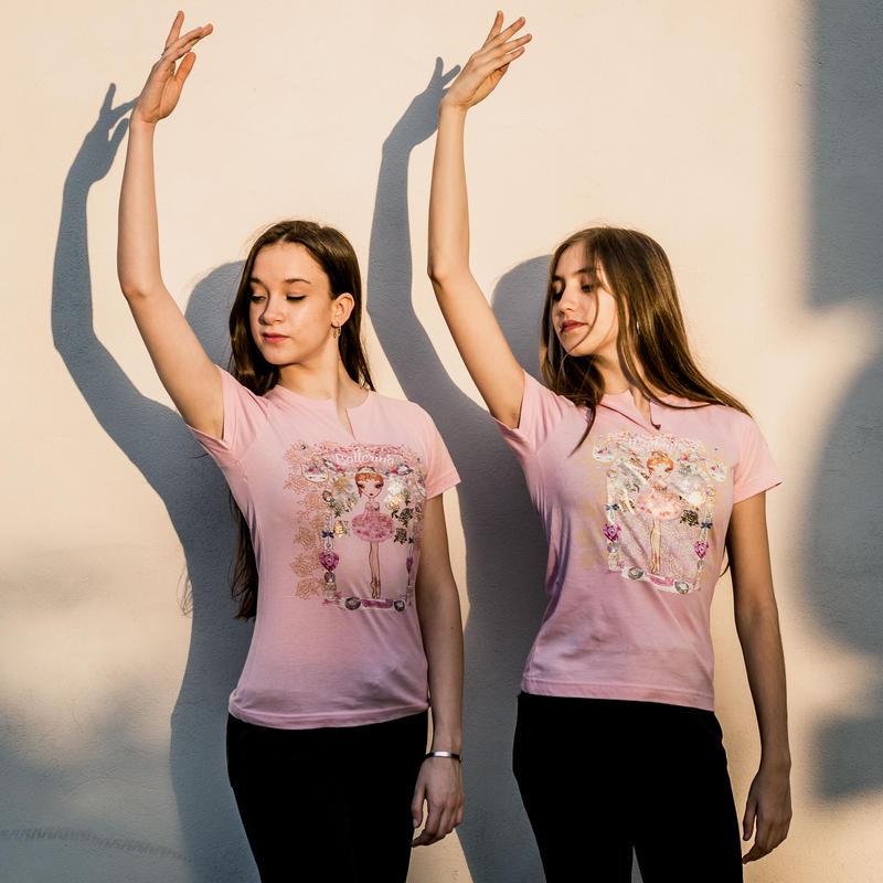 [Ballet Papier] T-SHIRT 'BALLERINA