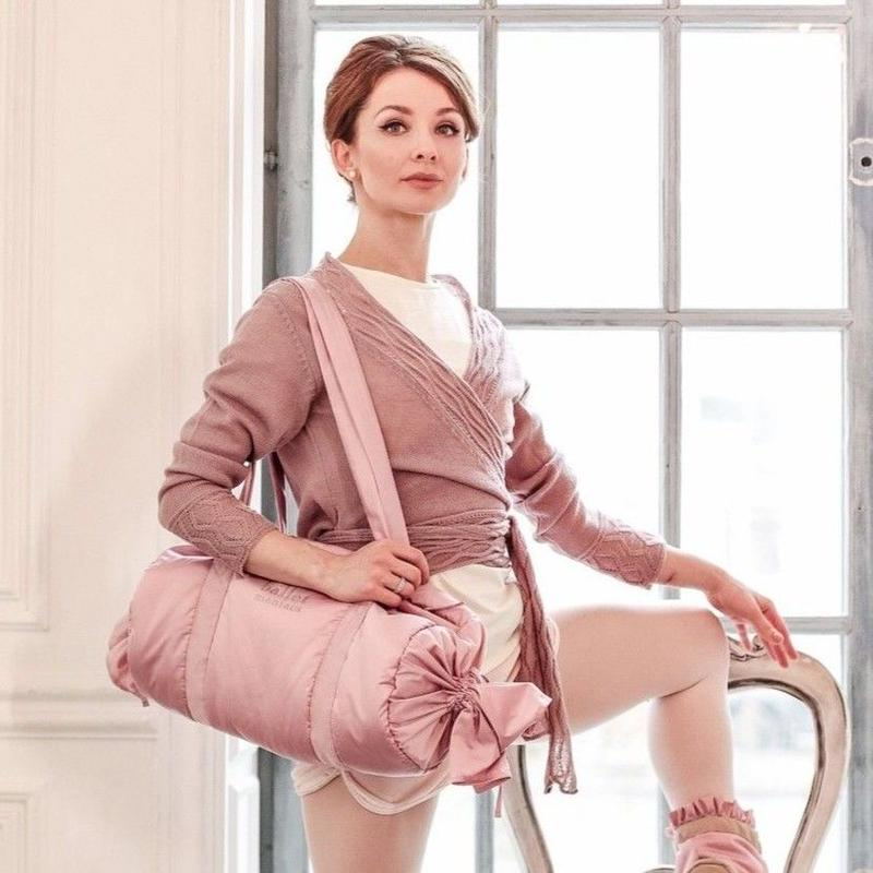 [Ballet Maniacs] Bag Bonbon by Evgenia Obraztsova Pearly Rose